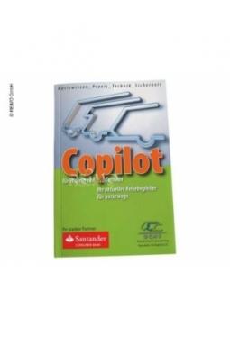 Buch Copilot für Caravan und Wohnmobil..