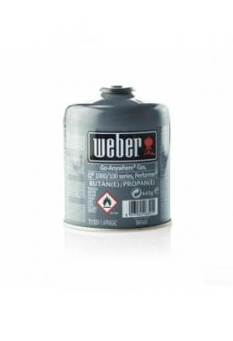 Weber 26100 Gas-Kartusche für Q100/1000-Serien & Performer Touch-N-Go