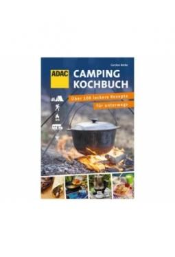 ADAC Camping-Kochbuch, 192 Seiten, über 100 Rezepte